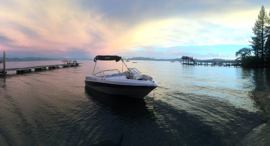 North Lake Tahoe Boat Rental