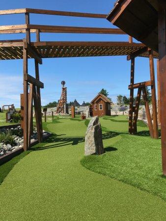 Minigolfen - Familiepark