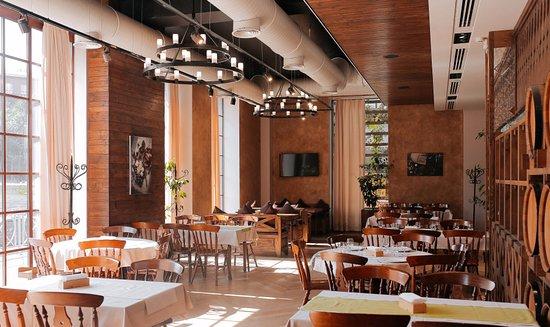 Restoran Ermenistan (Moskova): menü, yorumlar 23
