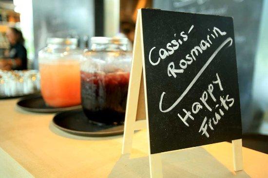 Andelsbuch, Αυστρία: happy summer drink
