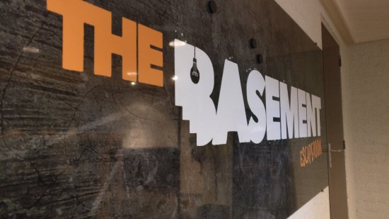 Hoogeveen, The Netherlands: Escaperoom The Basement