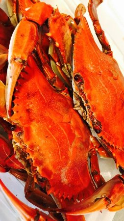Vidalia, LA: We sell perfectly spiced boiled blue crab when in season!