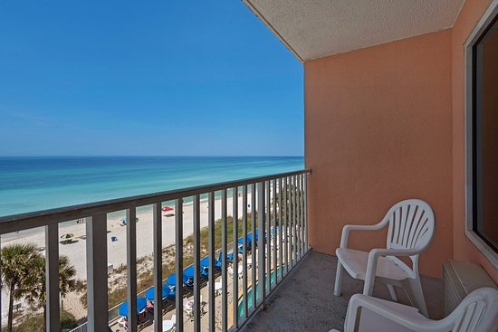 Beachcomber By The Sea: Double Suite Balcony