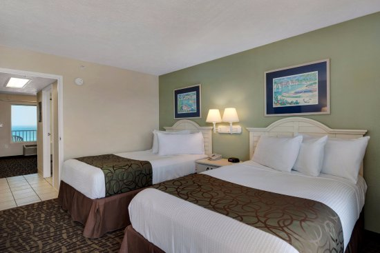 Beachcomber By The Sea: Double Suite