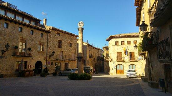 Cretas, إسبانيا: Plaza