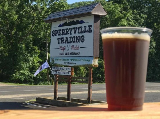 Sperryville, VA: Virginia Craft Beers Available!