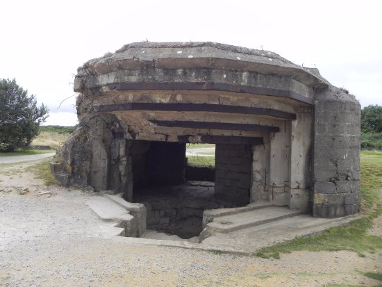 Normandy Guided Tours Private Bunker Omaha Beach