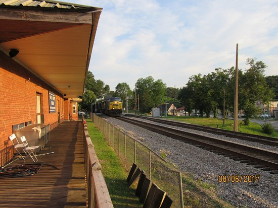 Hogansville, Georgien: nearby old town
