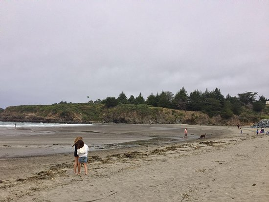 Westport, CA: Caspar Beach 8