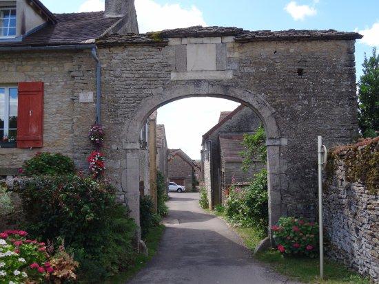 Chateauneuf, Francia: Le village médiéval