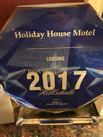 Hillsdale, NY: 2017 Best of Business (Lodging) Award