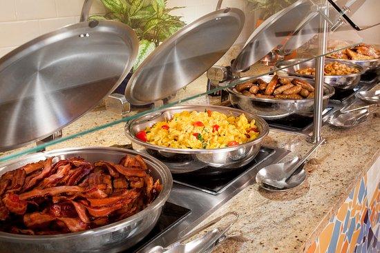Sensational Breakfast Buffet Picture Of Wyndham Grand Orlando Resort Download Free Architecture Designs Lectubocepmadebymaigaardcom