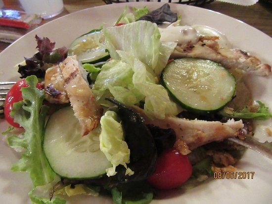 Hogansville, GA: chicken salad