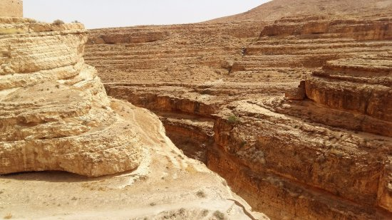 Tozeur Governorate, Tunisia: Il grand canyon