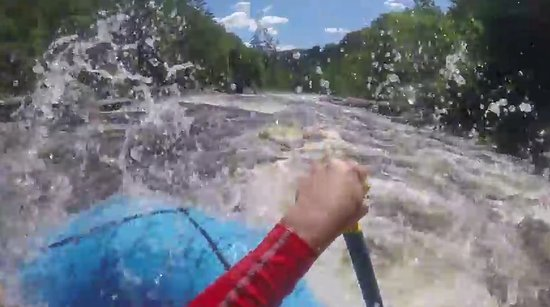 Wild Waters Outdoor Center: Hitting it hard!
