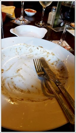 Stokesley, UK: Proof, if any were needed that the Pie was fabulous and I was hungry