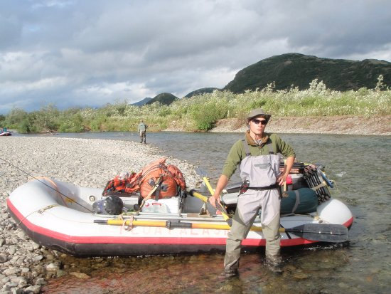 Float Alaska