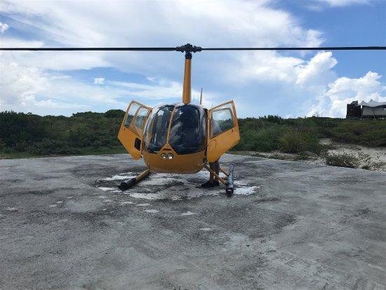 Caribbean Buzz Helicopters ภาพถ่าย