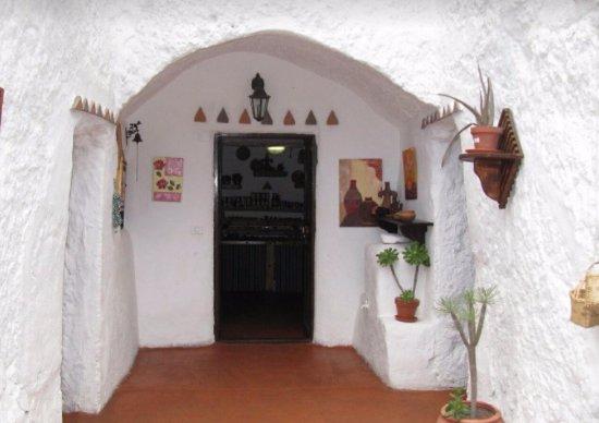 Ingenio, İspanya: Casa Cueva Canaria (Artesanía Canaria)