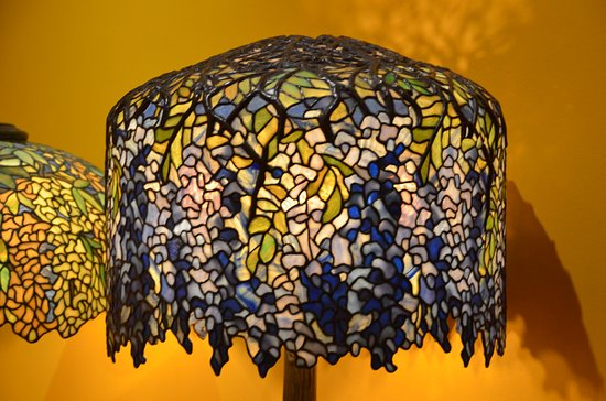 Tiffany lamp shade picture of charles hosmer morse museum of charles hosmer morse museum of american art tiffany lamp shade audiocablefo light Images