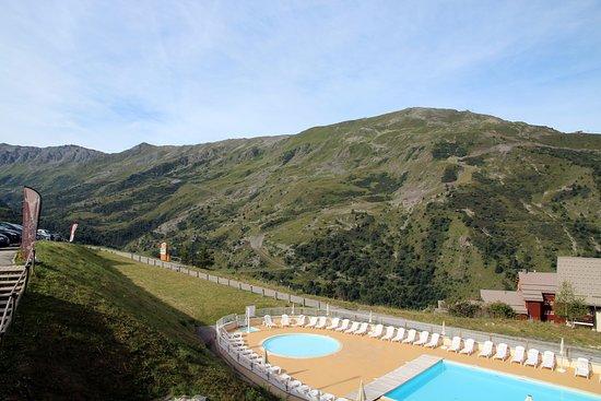 Pierre & Vacances Résidence Le Thabor : Vue de notre balcon
