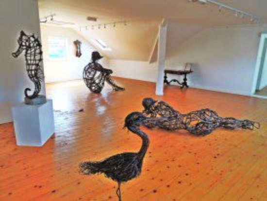 Bandon, Irland: Sculptor Exhibition at Skylight Gallery