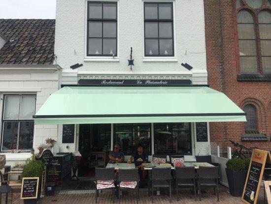 Brouwershaven, The Netherlands: Buitenzicht