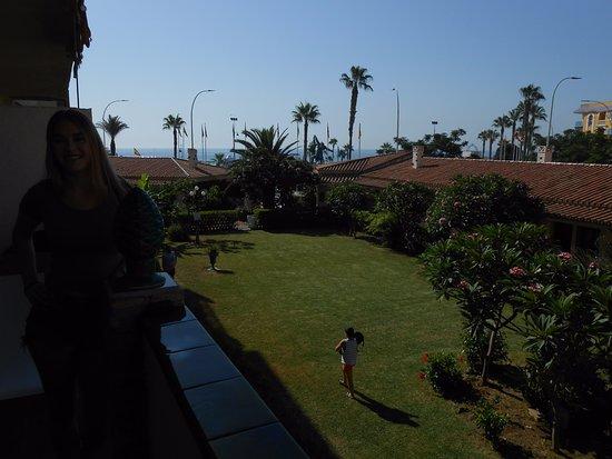 smartline Los Jazmines : Uitzicht op zee