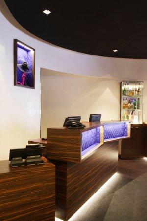 Hotel Diva Opéra: Reception ouverte 24h/24