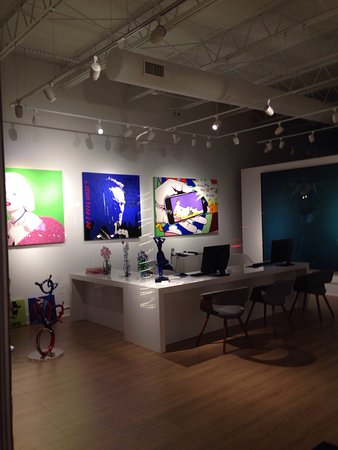 Delray Beach, FL: Fabulous gallery!