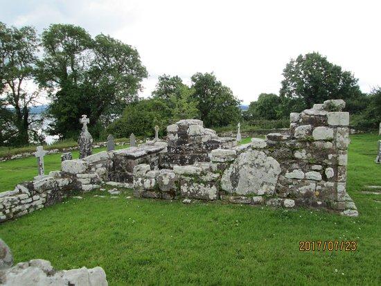 Whitegate, Ireland: Holy Island