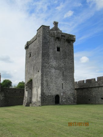 Whitegate, Irlanda: Pallas Tower Castle
