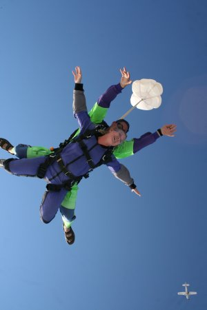 Swakopmund Skydiving Club: Fly like a Bird