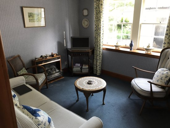 Cosses Country House: Aisla suite sitting room