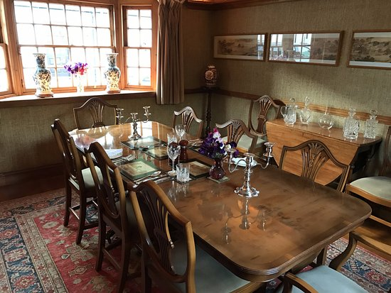 Cosses Country House: dining room