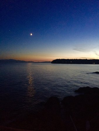 Sechelt, Canadá: Sunset
