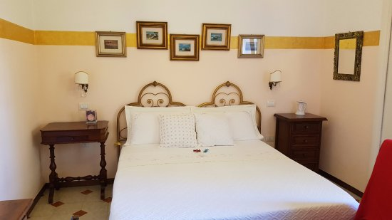 Bed and Breakfast Sa Chessa: Kamer