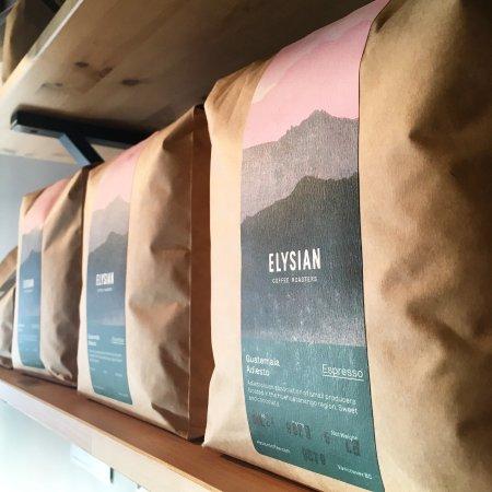 The Ledge Community Coffee House : Elysian Coffee Roasters