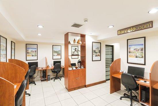 Barcelo Guatemala City : Business Center