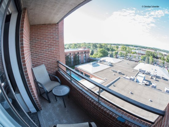 East Syracuse, État de New York : 2 DOUBLE BEDS BALCONY - Sacada :)