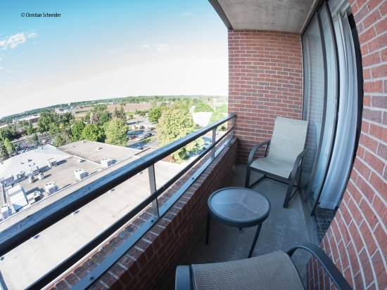 East Syracuse, NY: 2 DOUBLE BEDS BALCONY - Sacada :)