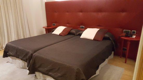 Hotel Campoamor: Dormitorio