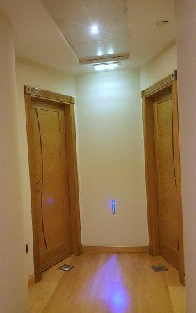 Hotel Campoamor: Hall