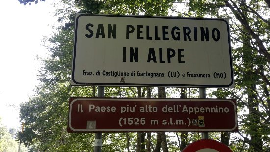 San Pellegrino In Alpe – fotografia