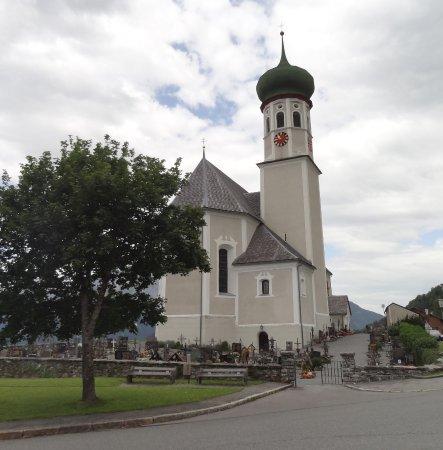 Pfarrkirche Bartholomaberg