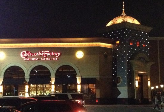 The Cheesecake Factory At A Mall In Burlington Ma