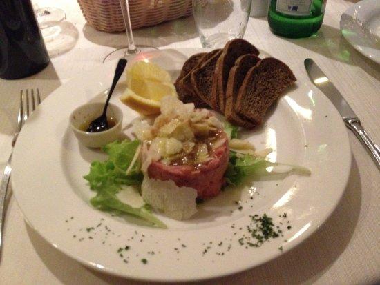 Gorgonzola, Italy: Tartare