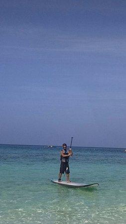 Raa Atoll: Paddle Surf