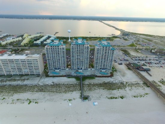The Gulf Of Mexico On Navarre Beach Picture Of