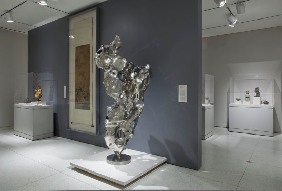 Smart Museum of Art: The Smart Museum's collection includes ancient and contemporary works from China, Japan, and Kor